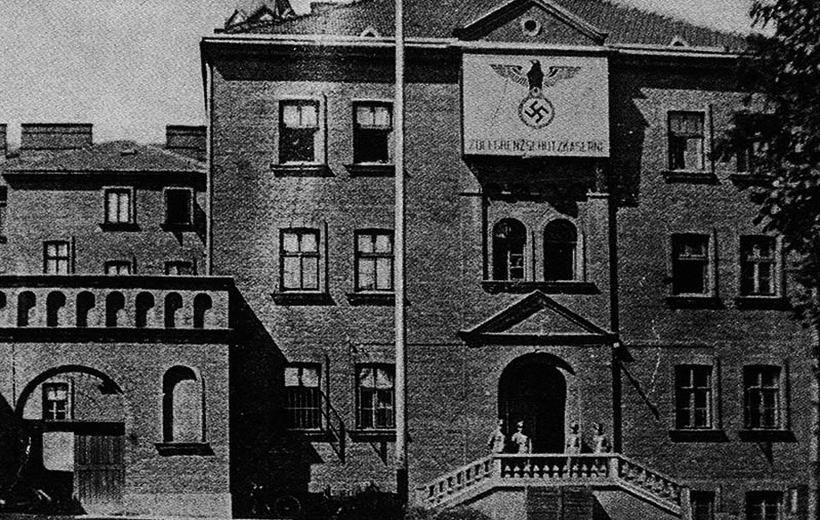 Dla Niemców klasztor karmelitów w czasie II wojny światowej stał się ważnym strategicznie obiektem. To tu zlokalizowano Zollamt (urząd celny) i Grenzschutz Kommando.