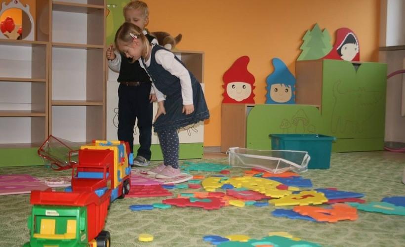 Kalwaria rozbudowuje przedszkola. W Przytkowicach maluchy mają teraz więcej miejsca
