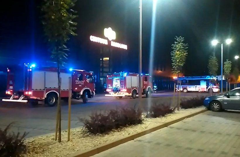 Alarm pożarowy w Galerii Jan z dnia 19 września to tylko jeden z wielu w ostatnim czasie