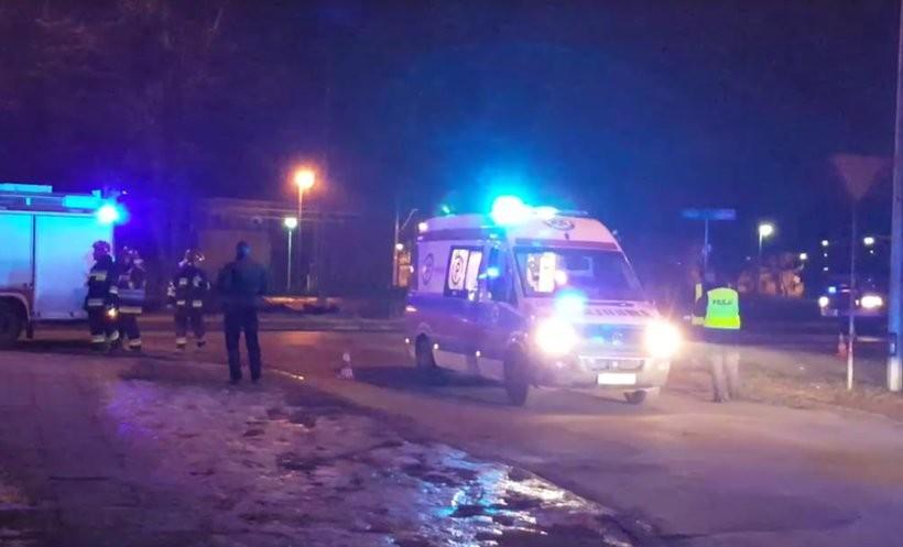 Wypadek limuzyny rządowej w Oświęcimiu. Premier Beata Szydło w szpitalu