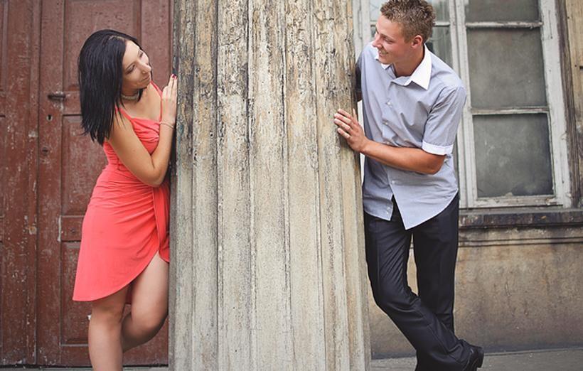 Renata i Wojciech. Ich miłość przedstawiona jest w iście poetycki sposób