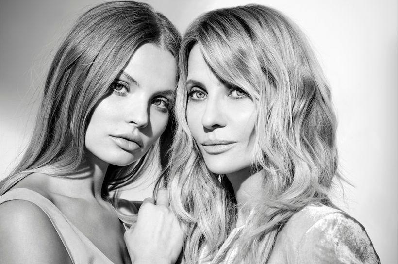 Na fotografiach Aneta Kręglicka i Magdalena Frąckowiak