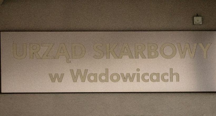 Urząd Skarbowy w Wadowicach