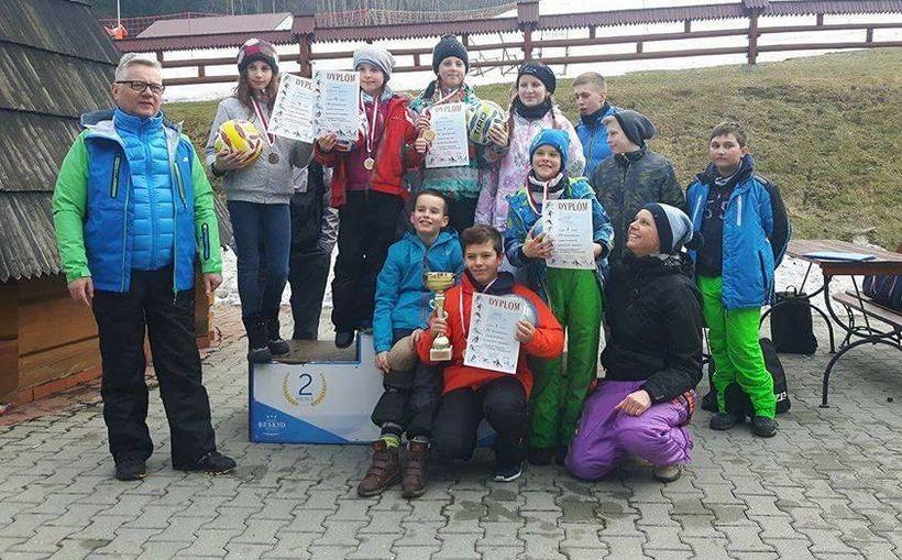 Medaliści mistrzostw szkolnych w narciarstwie alpejskim