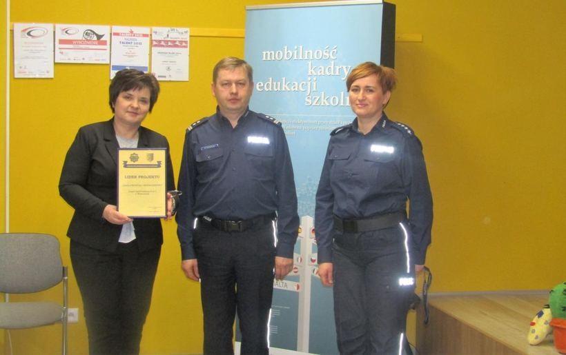 Ta szkoła pierwsza w Wadowicach została liderem promującym bezpieczeństwo. O co chodzi?