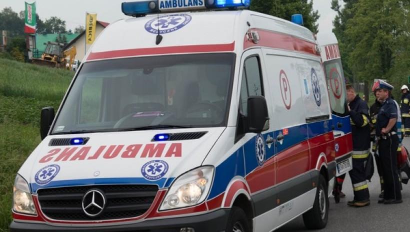 Tragiczny wypadek w Kleczy Dolnej. Nie żyje 59-letni mężczyzna