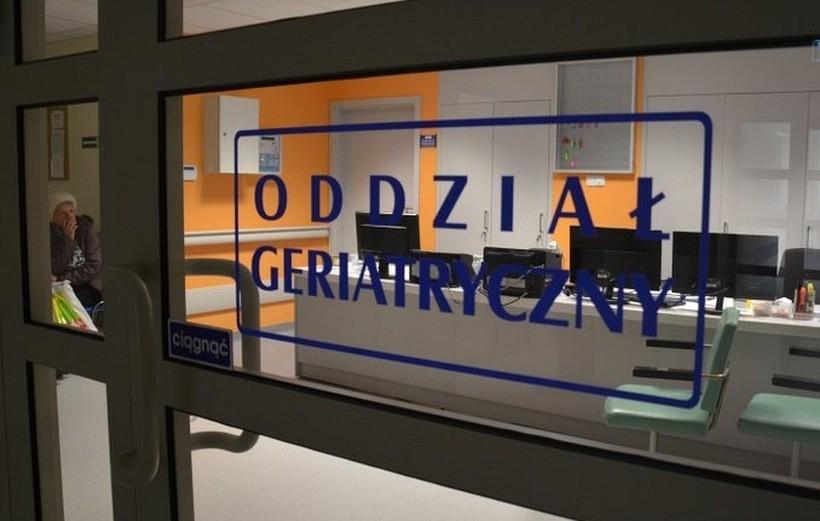 Szpital w Wadowicach może mieć kłopot z geriatrią