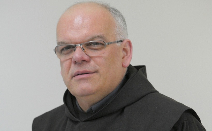 Ojciec Grzegorz Irzyk