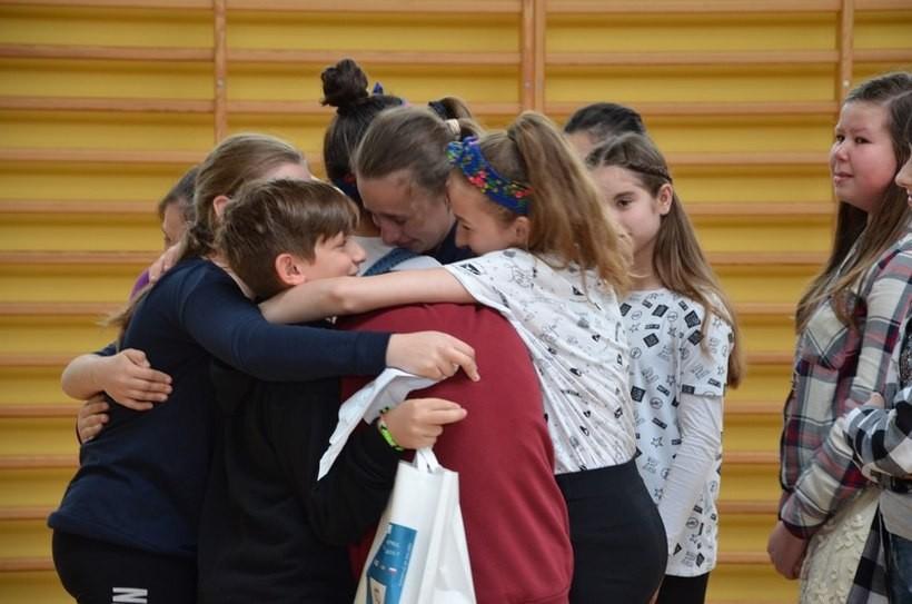 Polska, Grecja, Włochy i Portugalia eksperymentują w Paszkówce. Dzieci zadowolone