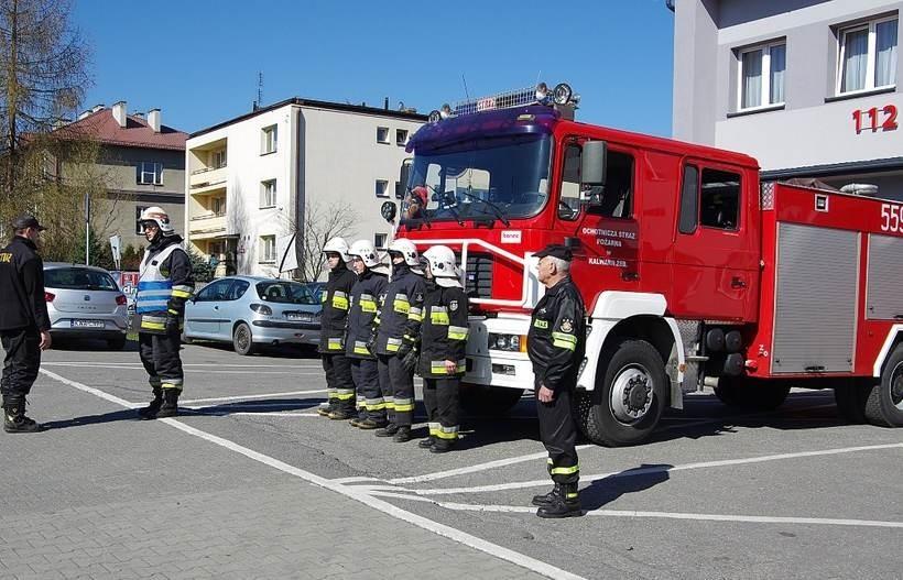 Pierwsze Floriany za inicjatywy lokalne rozdane. Jak poszło strażakom z Kalwarii?