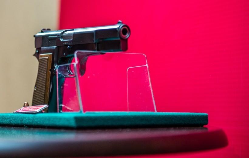 Broń Ali Agcy to dziś eksponat wadowickiego muzeum