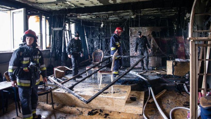 Do pożaru w szkole w Kleczy Dolnej doszło 23 czerwca