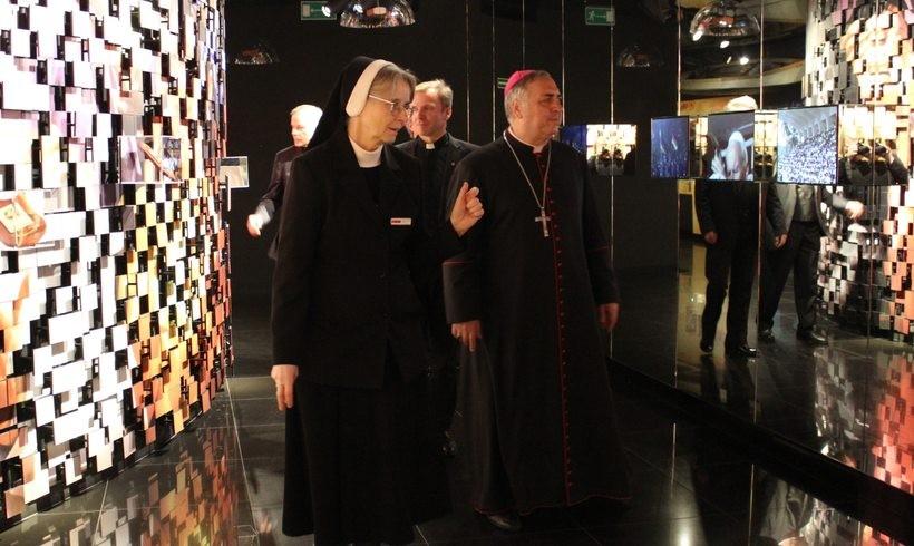 Arcybiskup Pennacchio zwiedził Dom Rodzinny Jana Pawła II