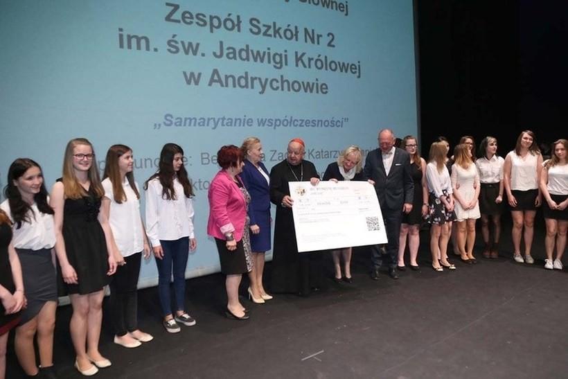 Uczniowie zwycięzyli w prestiżowym konkursie w Krakowie