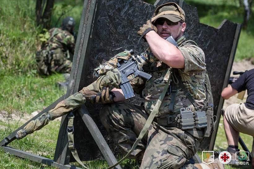Operacja Gruzja w lesie w Jaszczurowej, baza w San Escobar. Co tam się działo?!