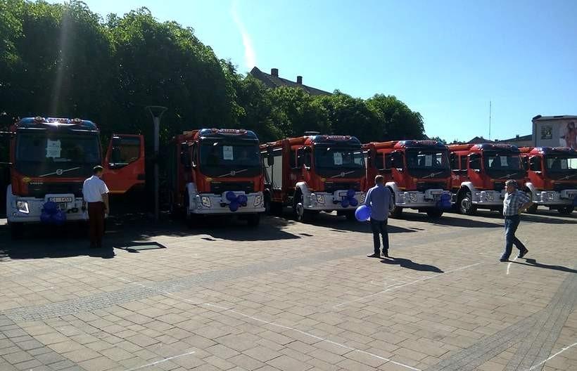 W końcu są! Nowoczesne wozy strażackie ułatwią pracę naszym ochotnikom