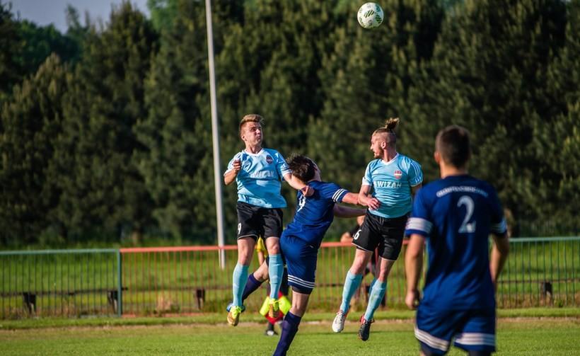 Skawa Wadowice wygrała w sobotę z Olimpią Chocznia 2:0