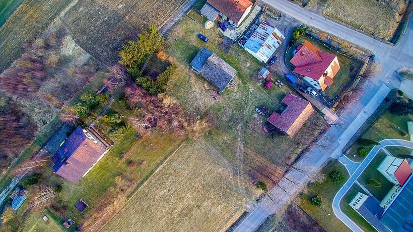 Największą przeciętną powierzchnią użytkową mieszkań dysponowały gospodarstwa domowe rolników