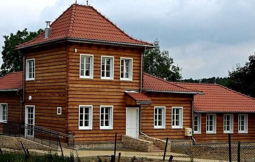 Budynek Muzeum Regionalnego w Bachowicach