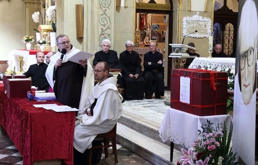 W Wadowicach zakończył się diecezjalny etap procesu beatyfikacyjnego karmelity bosego o. Rudolfa Warzechy