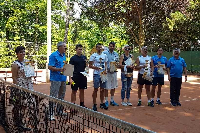 Oto wygrani mistrzostw w tenisie ziemnym rozegranych na wadowickich kortach