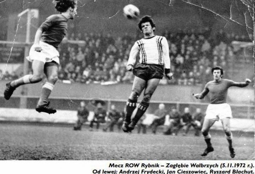 Nie żyje wybitny piłkarz z naszego regionu. W Wiedniu zmarł Ryszard Błachut