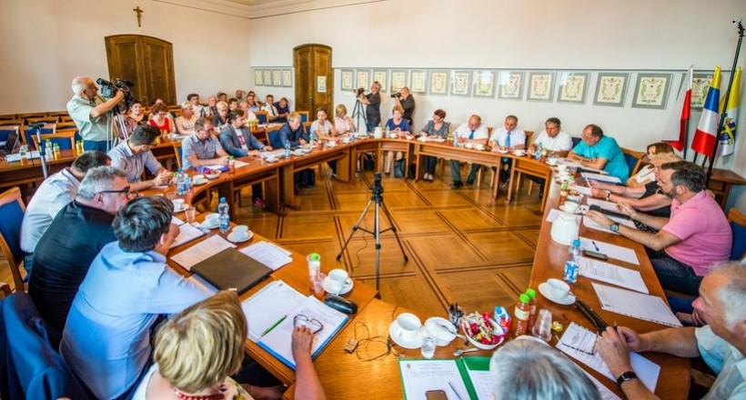 W środę obradowała Rada Miejska w Wadowicach