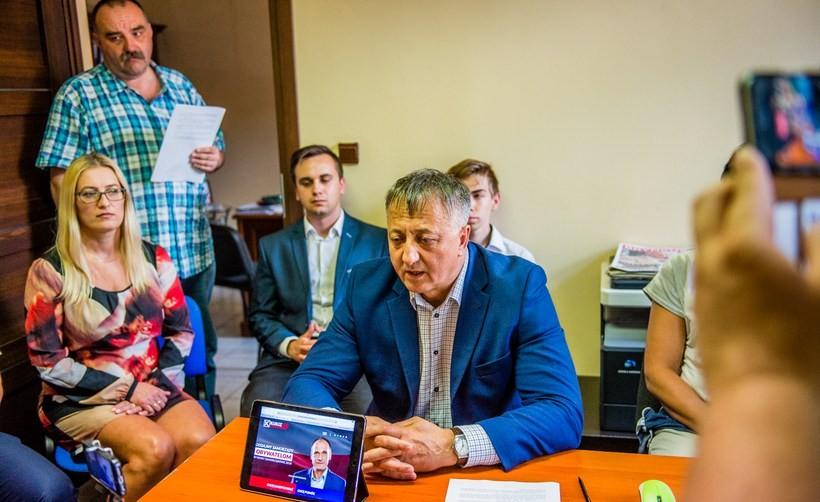 Posel Józef Brynkus zapowiedział, że Kukiz'15 chce oddać samorządy obywatelom