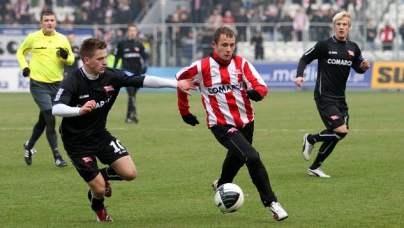 Pojedynek z Cracovią z pewnością z lekkim sentymentem potraktuje Dawid Rupa, który w przeszłości walczył o miejsce w pierwszej drużynie krakowskiego klubu