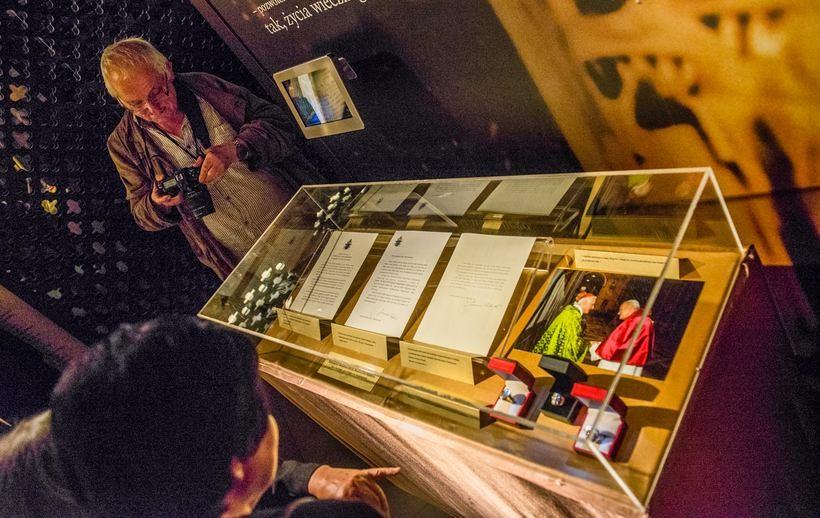 Pamiątki Benedykta XVI zostaną w wadowickim muzeum