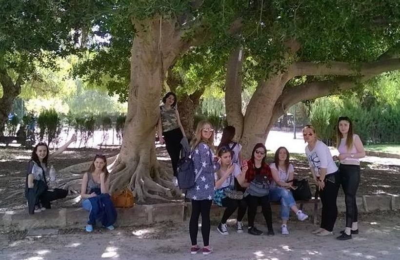 Uczniowie ZDZ na zagranicznych praktykach