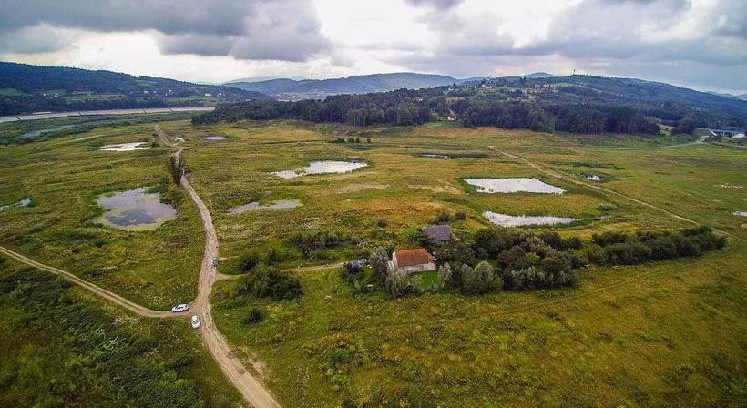 Wskaźnik zaludnienia w gminie Mucharz wynosi obecnie 109 osób na km kw.