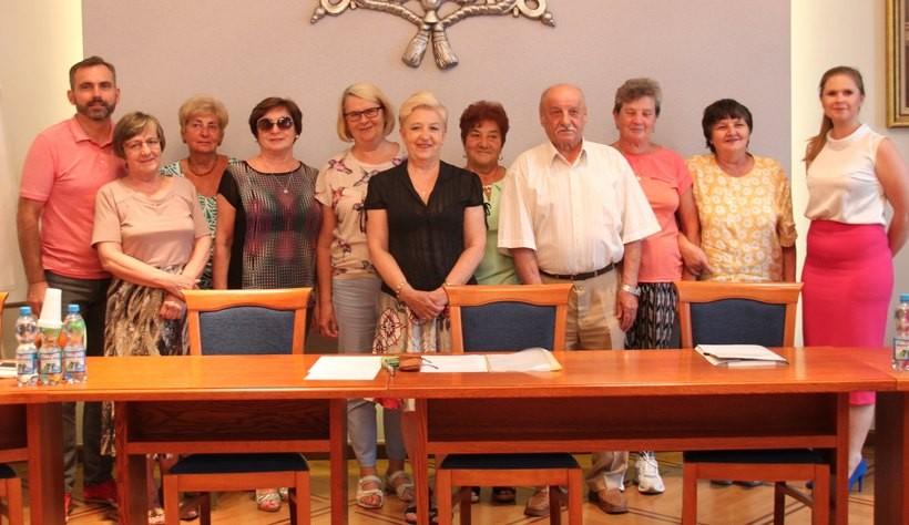 Rada Seniorów w Wadowicach