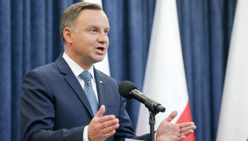 Prezydent Andrzej Duda zawetuje ustawy o SN i KRS