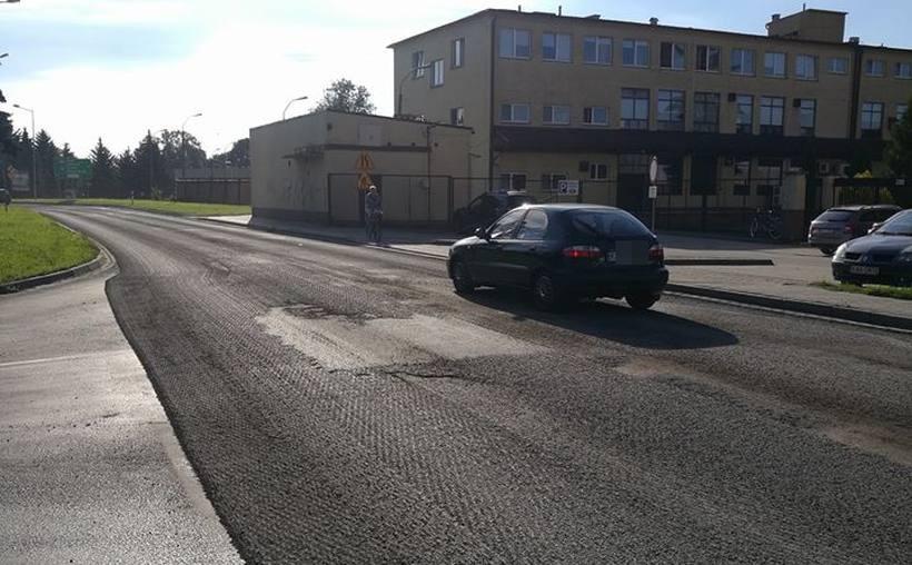 Ulica Putka Wadowice