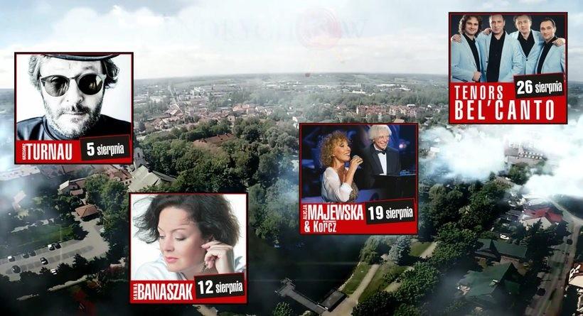 Andrychów zaplanował przez cały sierpien koncerty kameralne w Parku Miejskim