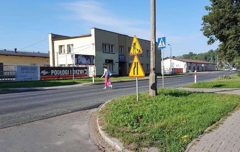 Na ul. Putka wrócą wysepki z przejściami dla pieszych