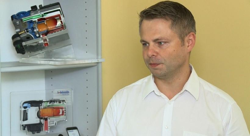 Kamil Kleczewski, dyrektor ds. marketingu w Webasto Petemar