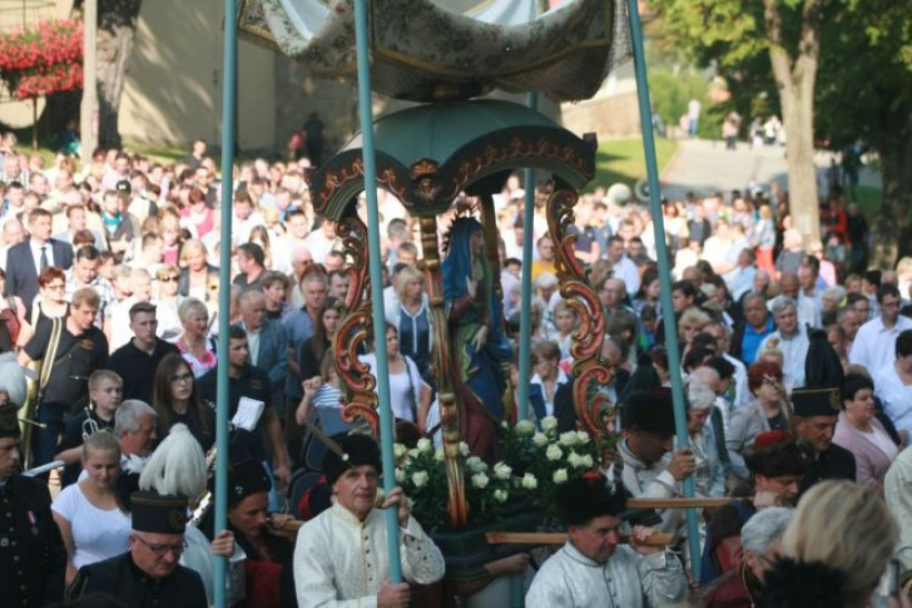 W Kalwarii rozpoczeły się uroczystości odpustowe