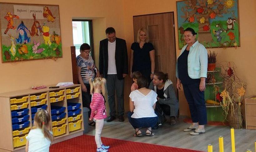 Nowe przedszkole w Brzeźnicy otwarte