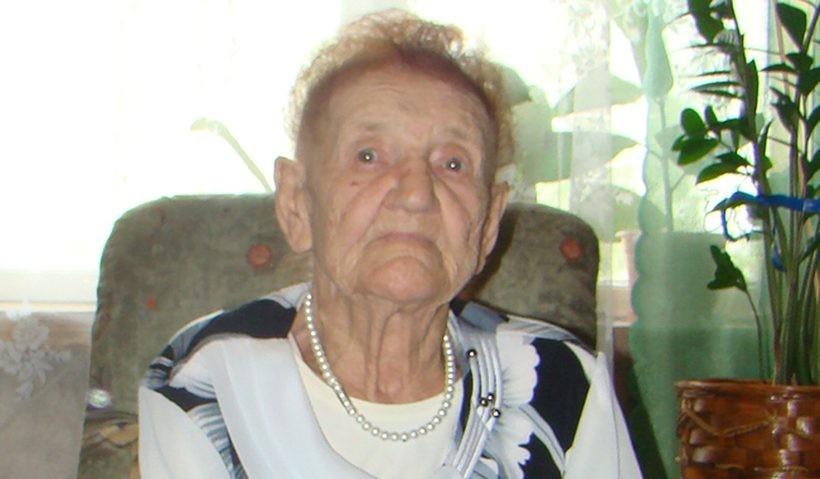 Zofia Komendera z Andrychowa