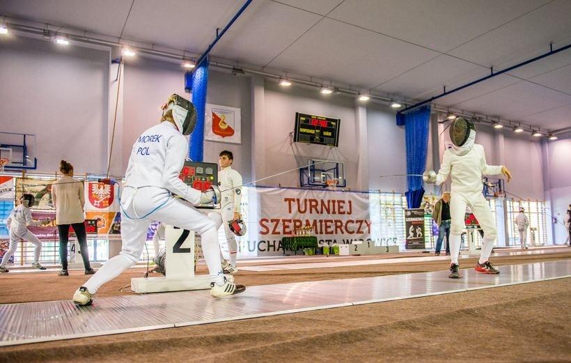 Pierwszy turniej szermierczy w Wadowicach zorganizowano rok temu