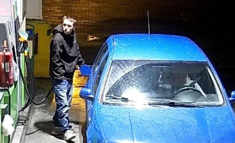 Złdozieje poruszali się autem na skradzionych rejestracjach