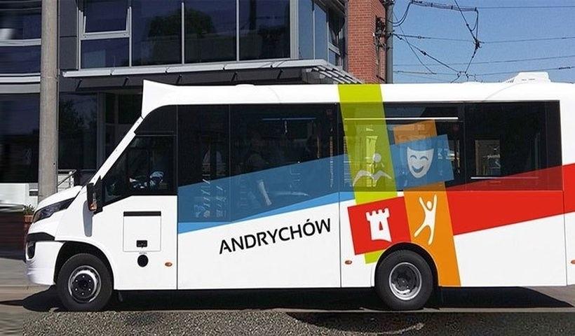 Komunikacja miejska w Andrychowie za 2,5 zł niezależnie o trasy. Emeryci i uczniowe pojeżdżą za darmo