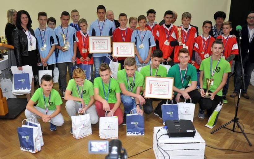 Finaliści w Mucharzu