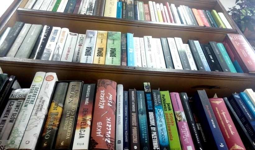 W wadowickich szkołach średnich nowe książki