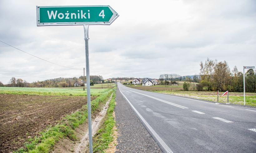 Nowa trasa z Ryczowa do Wyźrału