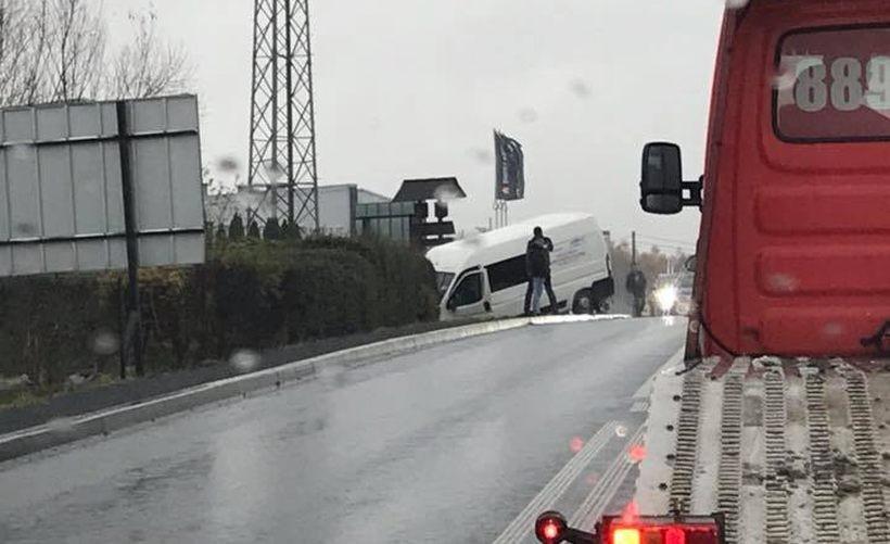 Wypadek w Brodach