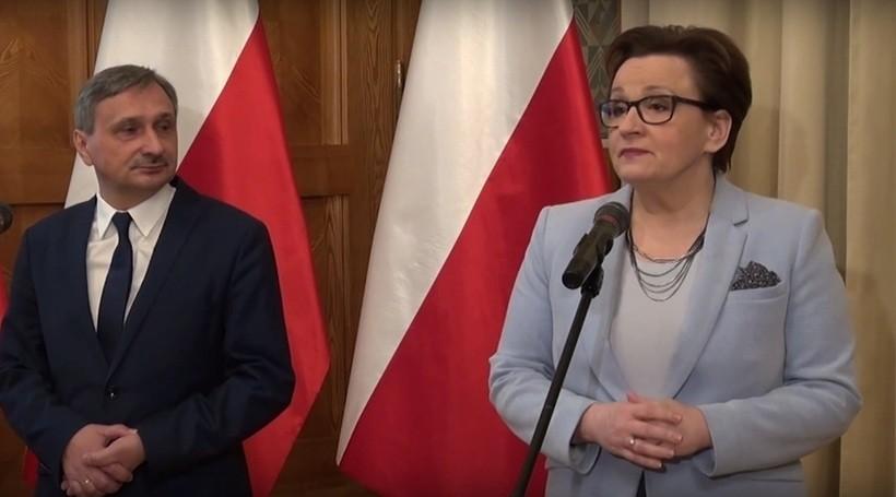 Minster Anna Zalewska