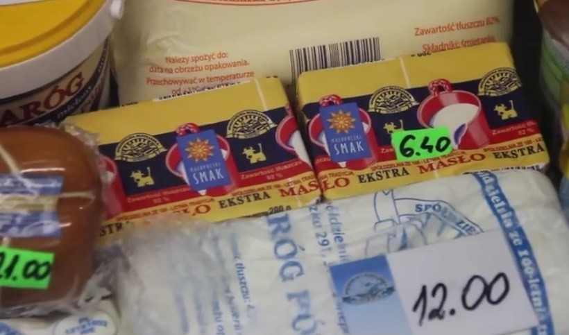 Masło z Wieprza kupujemy już od 25 lat